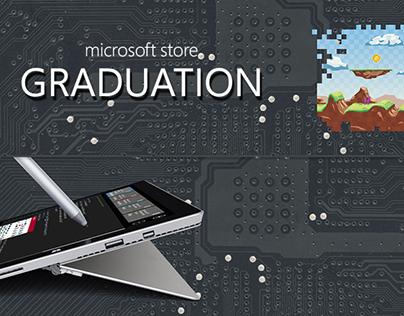 Microsoft Store: Graduation
