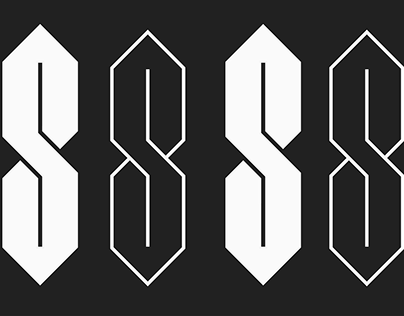 S Thing Font