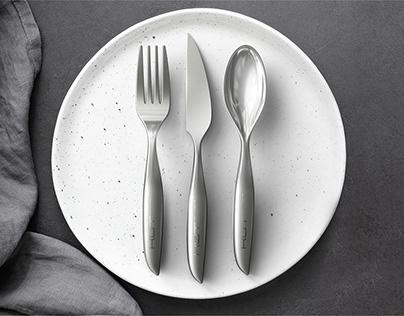 KUT Cutlery For Porsche