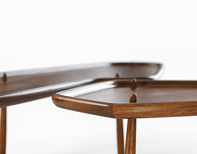 Arquipelago side-tables (Friday giveaway)