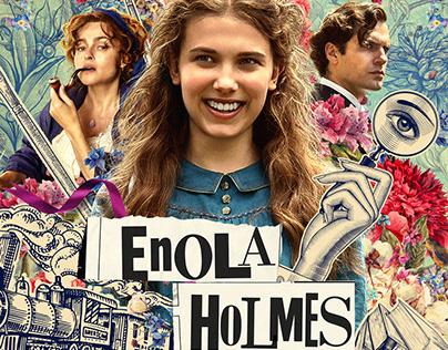 NETFLIX - ENOLA HOLMES (2020)