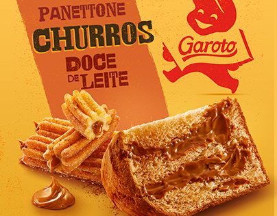 Panetones Garoto