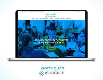 Português et cetera Website