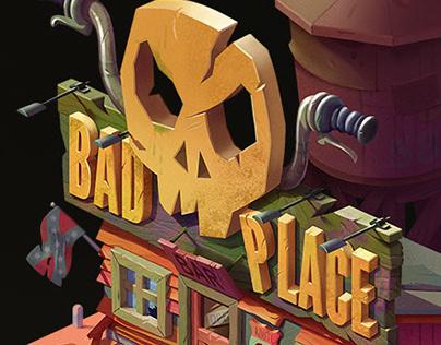 """Bad Place"" bikers bar"