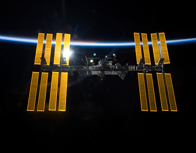 NASA.gov Article - Doubling Data Rate for ISS