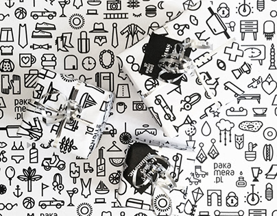 ICON DESIGN & WRAPPING PAPER