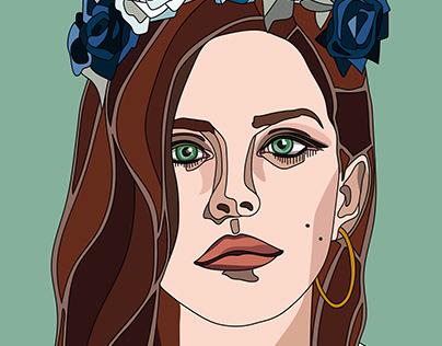 Tribute to Rockstar / Lana Del Rey.