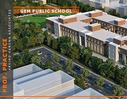 GEM PUBLIC SCHOOL | VARIOUS PLACES OF INDIA | AVA
