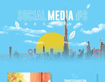 Social Media Designs #6