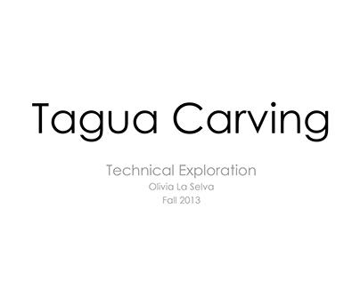 Tagua Carving Exploration