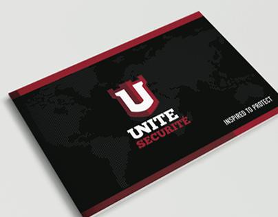 Unite Securite Brand Creation