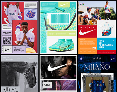NIKE CONCEPT POSTERS