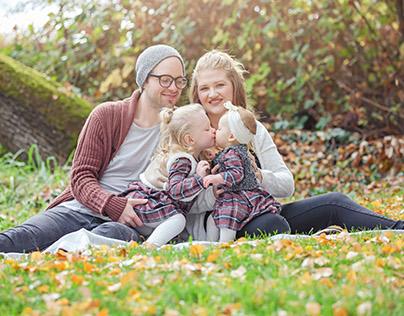 Family Love -Kinney's Family Session