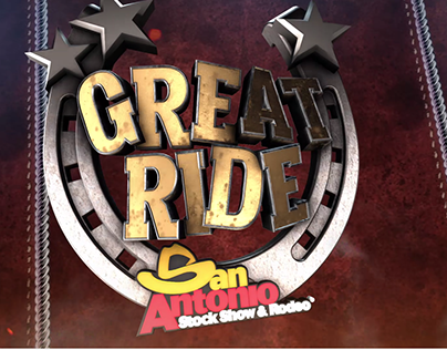 San Antonio Rodeo Crowd Prompt