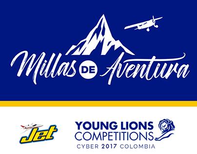 Millas de Aventura | young Lions 2017