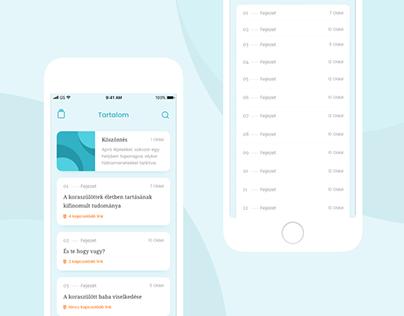KORE - Web/App design