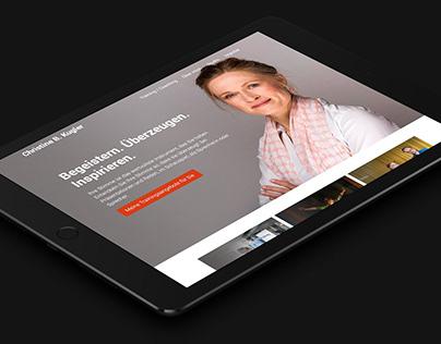 Christine Kugler Website
