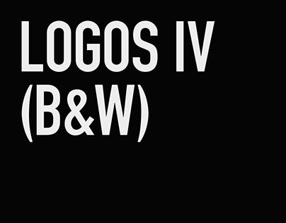 LOGOS IV (B&W)