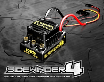 Castle Creations Sidewinder 4