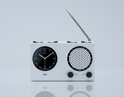 ▼▲ Once In A While Renders № 67 Braun ABR 21