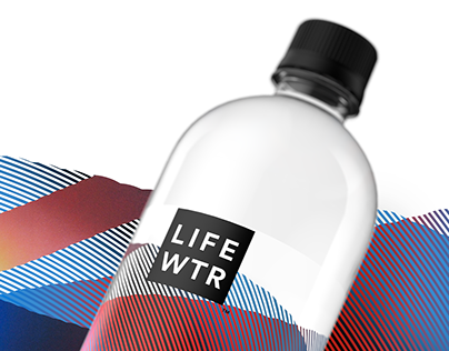 LIFEWTR Packaging Design
