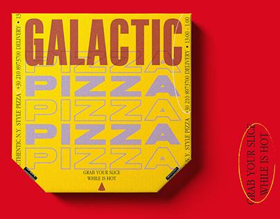 Galactic Pizza - mini project