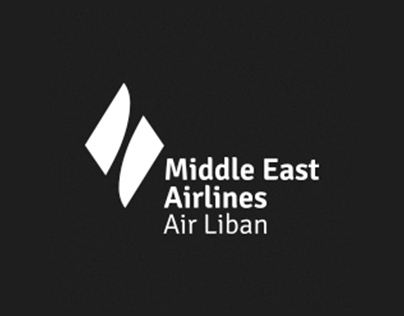 Middle East Airlines Identity