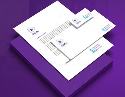Logo and identity ba9ma
