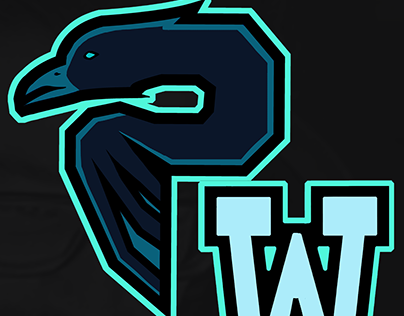 Logo and banner for a Twich account