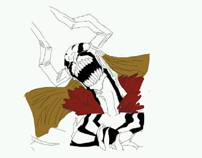 ichigo forma hollow