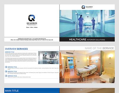 Healthcare interior solutions Brochure 2017