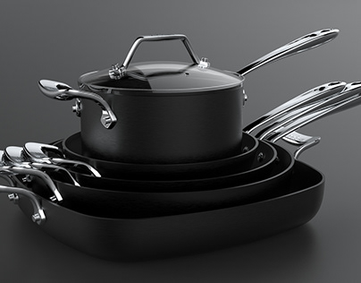 All Clad - Nonstick Essentials Range