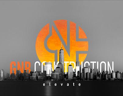 Brand Identity - GNB Construction