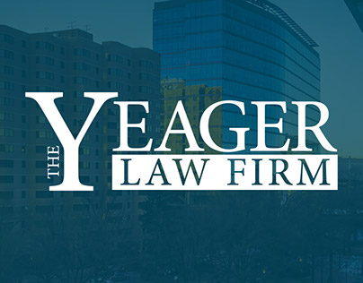 Yeager Law Firm Website & Branding