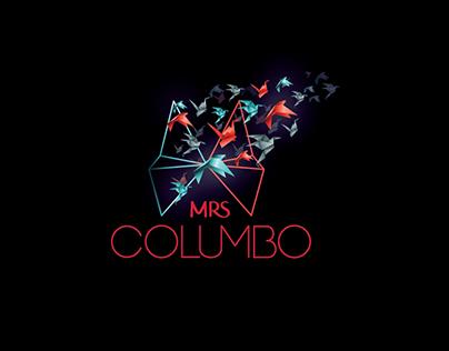 Mrs Columbo creative logo / ss'16