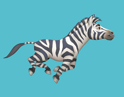 Animals Run Cycle Animations