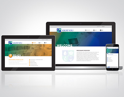 Learning Portal Design