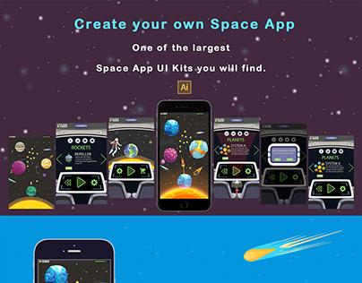 App - Game UI Kit