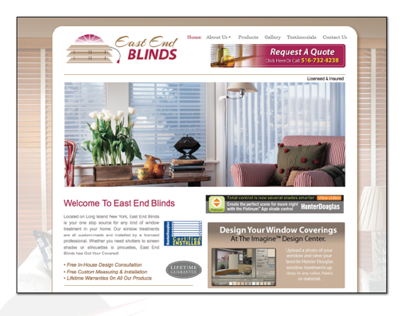 Professional Custom Website Design