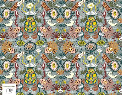 Designs on Spoonflower