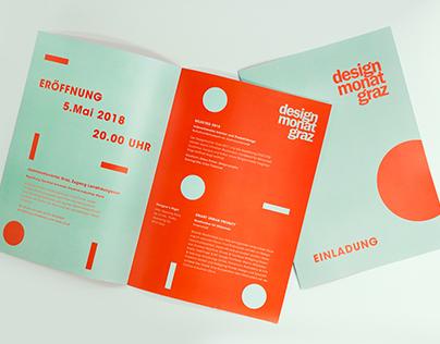 Designmonat Graz 2018