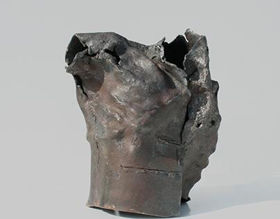 Korpus, Eisen 50 x 40 x 40 cm