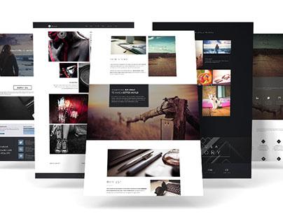 Tersus - Adobe Muse Web Templates