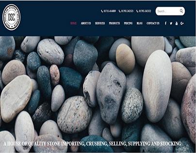 Stone Crusher Website - Tech ICS