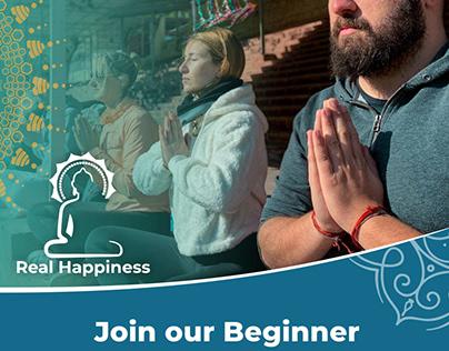 Beginner Meditation Teacher Training in India