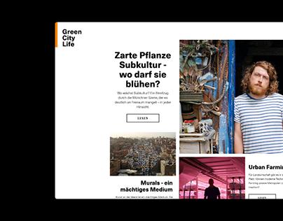 Green City Life - Online magazin