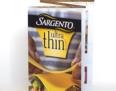 Sargento Ultra Thin© Brochure