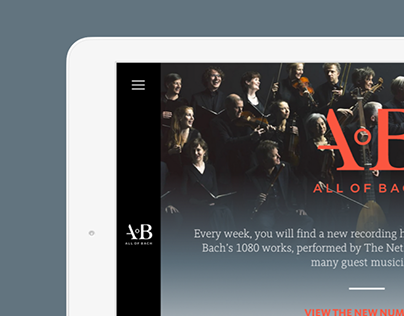 All of Bach online magazine