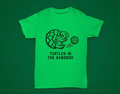 Turtles In The Sandbox Kickball