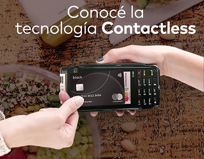 Mastercard Contactless - Feed video Promotion